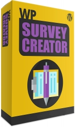 WP Survey Creator Software with Master Resell Rights