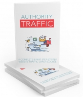 Authority Traffic eBook with private label rights