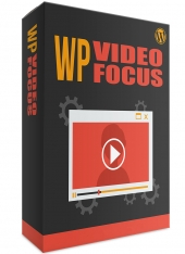WP Video Focus Software with Master Resell Rights