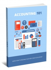 Accounting 101 eBook with private label rights