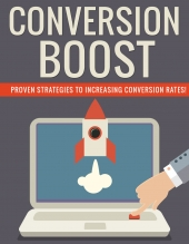Conversion Boost eBook with private label rights
