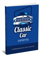 Classic Car Expertise eBook with private label rights