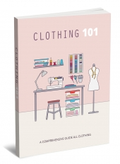 Clothing 101 eBook with private label rights