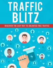 Traffic Blitz eBook with Private Label Rights