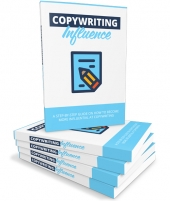 Copywriting Influence eBook with Master Resell Rights