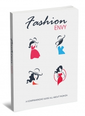 Fashion Envy eBook with private label rights