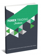 Forex Trading Fortunes eBook with private label rights