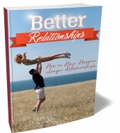 Better Relationship eBook with Master Resell Rights