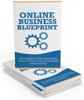 Online Business Blueprint Pack eBook with Master Resell Rights