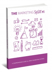The Marketing System eBook with Master Resell Rights