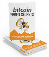 Bitcoin Profit Secrets eBook with Master Resell Rights