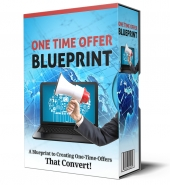 One Time Offer Blueprint eBook with private label rights