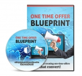 One Time Offer Blueprint Video Upgrade Video with Master Resell Rights