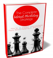 The Complete Internet Marketing Strategy eBook with