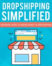 Dropshipping Simplified eBook with Private Label Rights