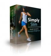 Simply Slim eBook with Master Resell Rights