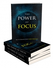 Power Of Focus eBook with Master Resell Rights