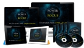 Power Of Focus Video Upgrade Video with Master Resell Rights