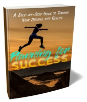 Planning For Success eBook with Master Resell Rights