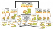 Green Smoothie Cleanse Video Upgrade Video with Master Resell Rights