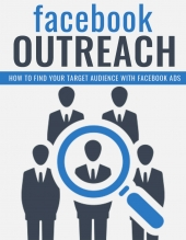 Facebook Outreach eBook with Private Label Rights