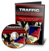 Traffic Unleashed Video with Master Resell Rights