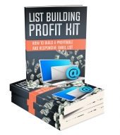 List Building Profit Kit eBook with Master Resell Rights