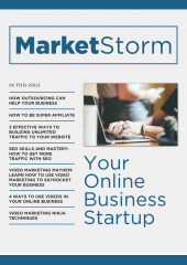 Market Storm Magazines eBook with Master Resell Rights