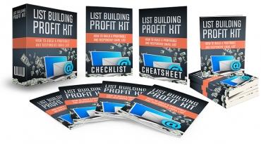 List Building Profit Kit Video Upgrade
