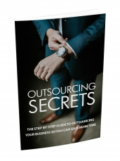 Outsource Secrets eBook with Master Resell Rights