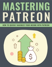 Mastering Patreon eBook with Private Label Rights