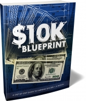 10K Blueprint eBook with Master Resell Rights