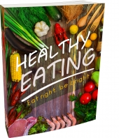 Healthy Eating Guide eBook with Master Resell Rights