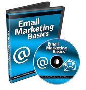 Email Marketing Basics Video Course Video with Private Label Rights