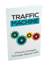Traffic Machine eBook with private label rights