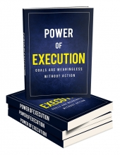 Power Of Execution eBook with Master Resell Rights