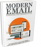 Modern Email Marketing and Segmentation eBook with Master Resell Rights
