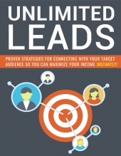 Unlimited Leads eBook with Private Label Rights