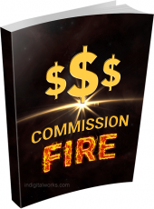 Commission Fire eBook with Master Resale Rights