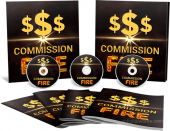 Commission Fire Video Upgrade Video with Master Resale Rights
