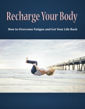 Recharge Your Body eBook with Private Label Rights