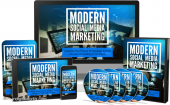 Modern Social Media Marketing Video Upgrade Video with private label rights