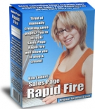 Sales Page Rapid fire eBook with Master Resale Rights