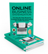 Online Business Systematization eBook with private label rights