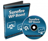 Surfire WP Boost Video with Private Label Rights