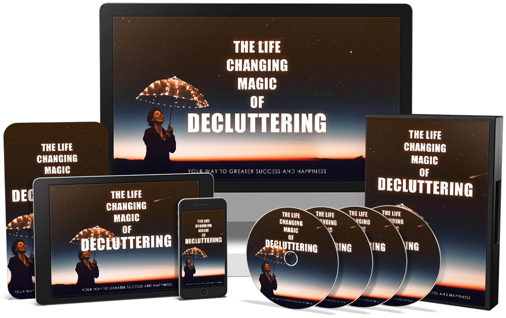 The Life Changing Magic Of Decluttering Video Upgrade