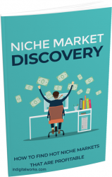 Niche Market Discovery eBook with private label rights