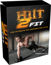 HIIT 2 FIT eBook with private label rights