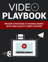 Video Playbook eBook with Private Label Rights