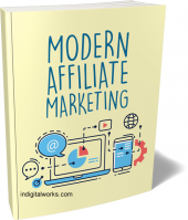 Modern Affiliate Marketing eBook with private label rights